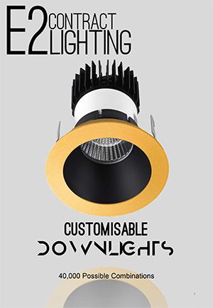 E2 Custom DownLights,Lighting Catalogues