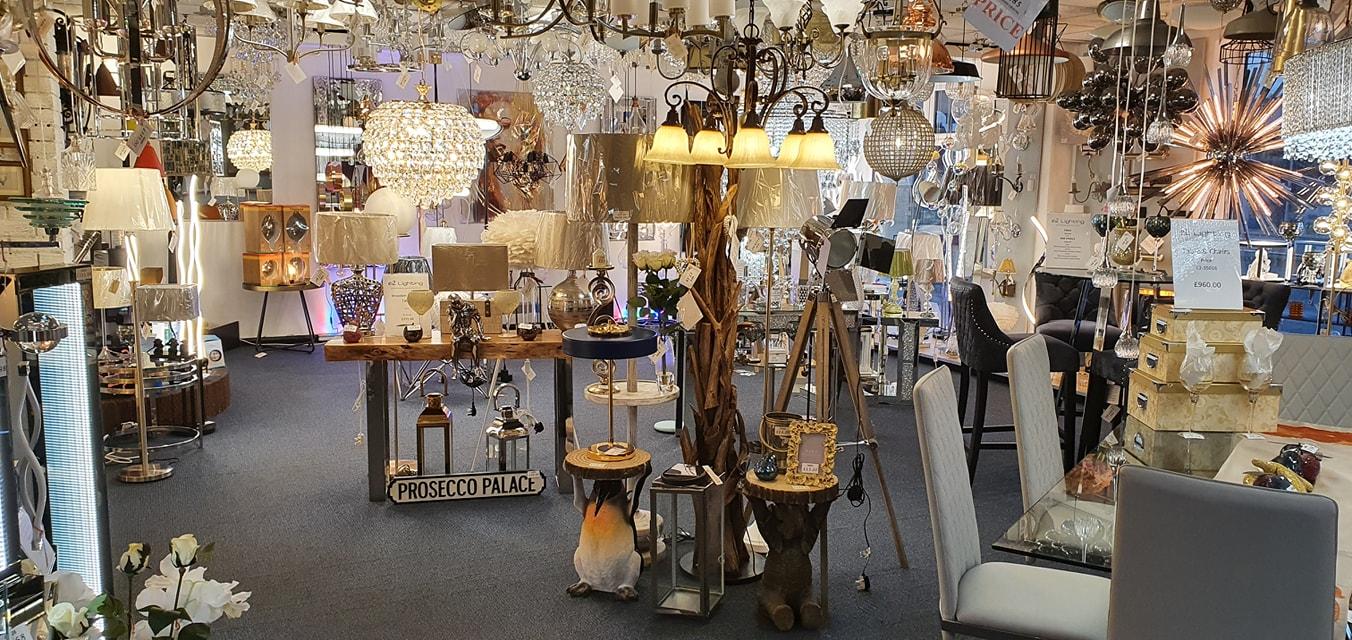 E2 Lighting Showroom Stoke-on-Trent