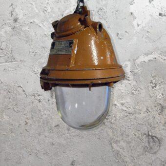 Factory Glass Pendant