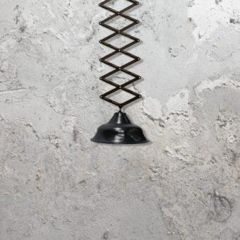 Factory Scissor Pendant