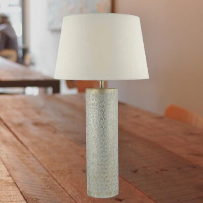Gold Ceramic Table Lamp Base