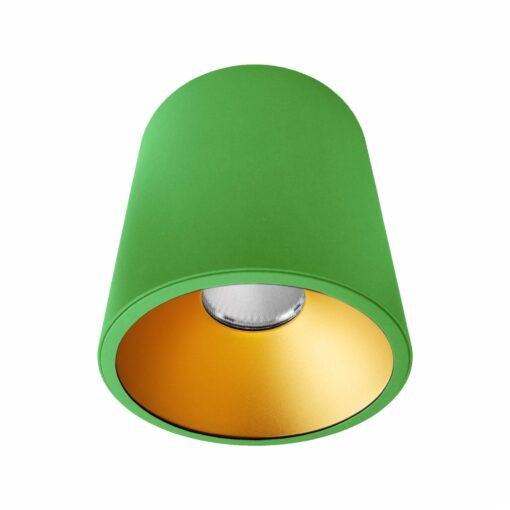 Green Gold Surface Mounted LED Downlight