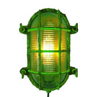 Green Oval Bulkhead