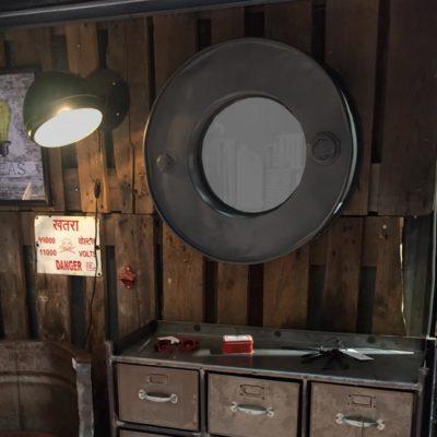 largeindustrial round mirror,industrial mirror