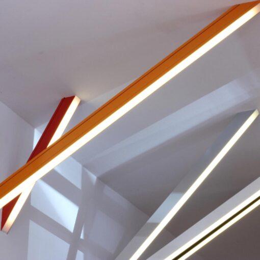 LED Angled Ceiling Light,LED Angled Wall Light