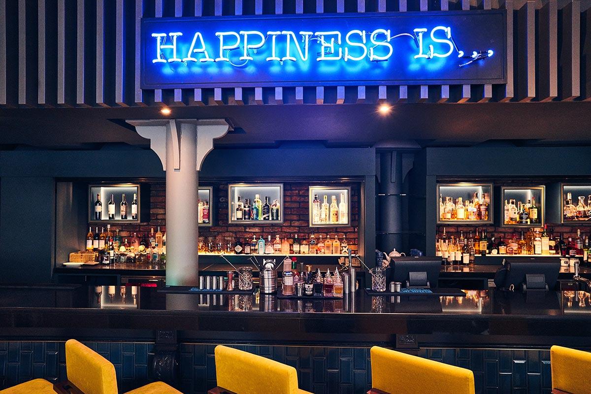 Malmaison Chez Mal Bar, Belfast Bar
