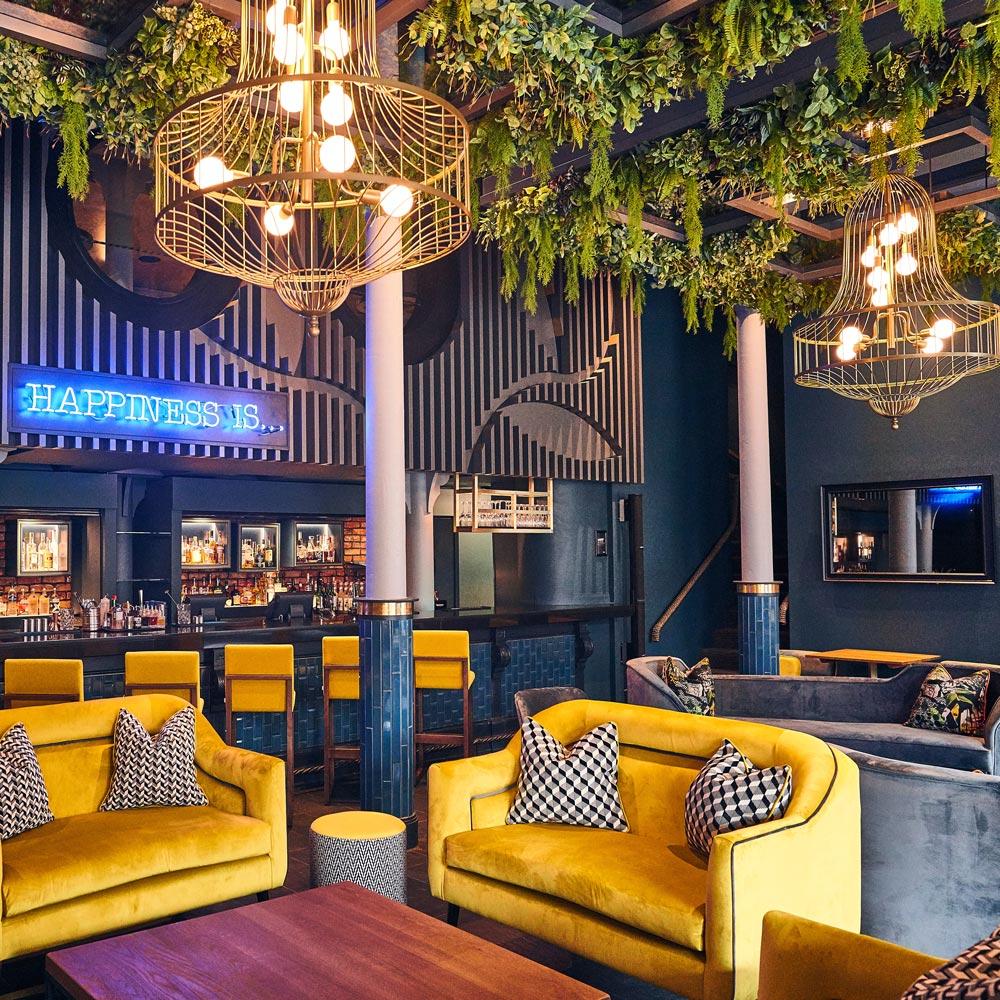 Malmaison Chez Mal Bar, Belfast