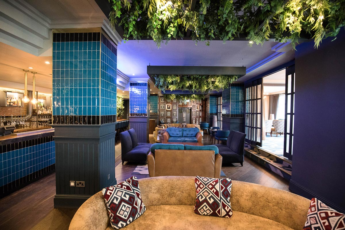 Malmaison Newcastle Bar