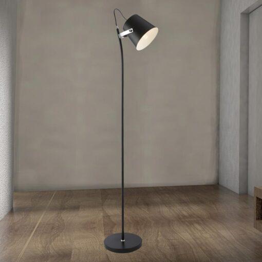 Modern Black Floor Lamp