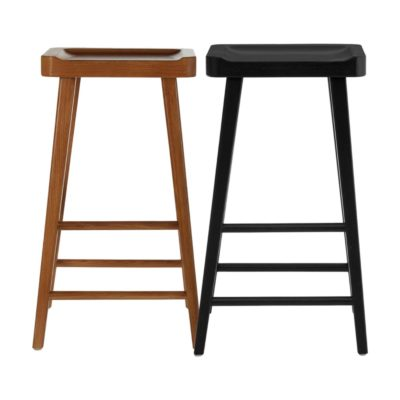 Oak Wood Bar Stool