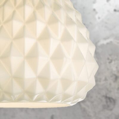 Opal Pineapple Pendant Light