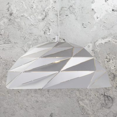 Origami Dome Pendant Light