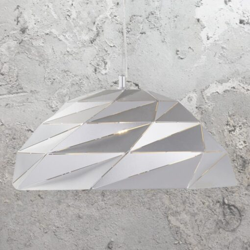 Origami Dome Pendant Light