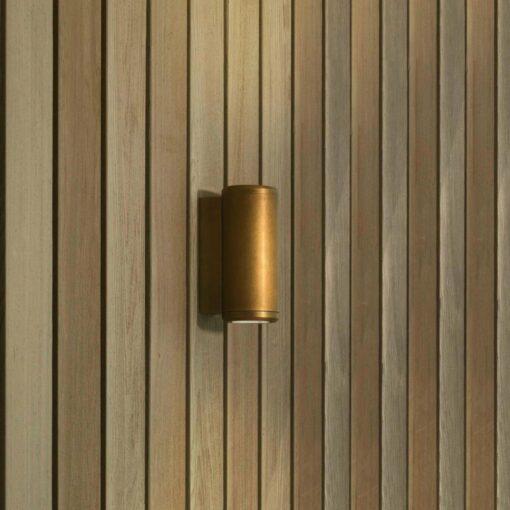 Outdoor Antique Brass Up Down Wall Lighter