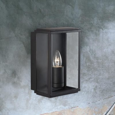 Outdoor Candle Wall Lantern