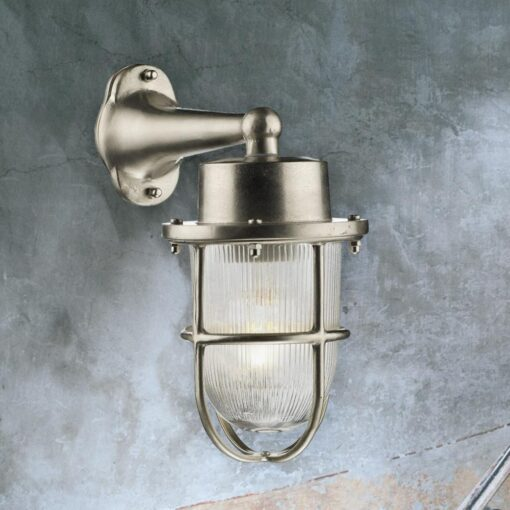 Outdoor Industrial Nautical Wall Light