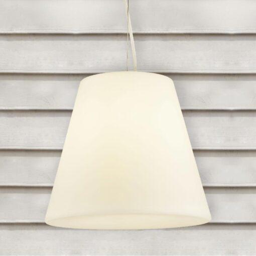 Outdoor Polycarbonate Pendant Light