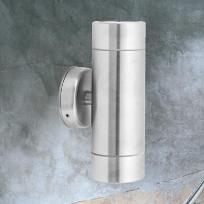Outdoor Stainless Steel Up Down Wall Light