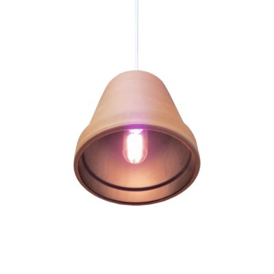 Plant Pot Pendant Light