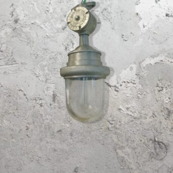Reclaimed Antique Pendant