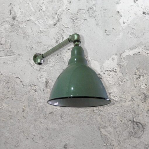 Reclaimed Pipe Wall Light