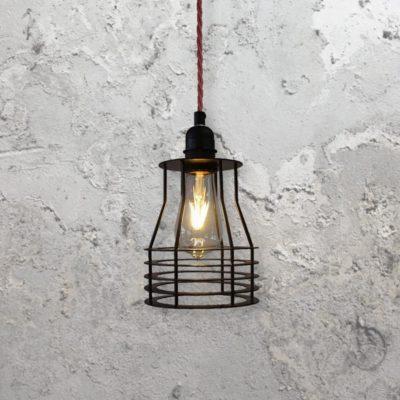 Retro Cage Light