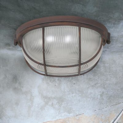 Rustic Ceiling Bulkhead Light