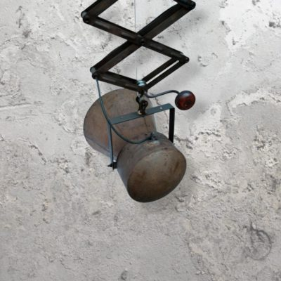 Reclaimed Stage Lighting