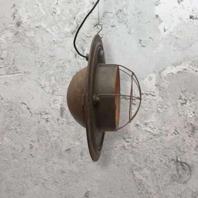 Salvaged Marine Pendant