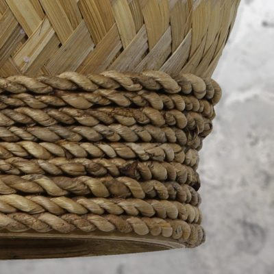 Seagrass Natural Rattan Pendant Light