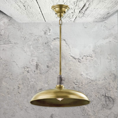 Semi Flush Pendant Light