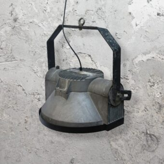 Reclaimed Stadium Lamp