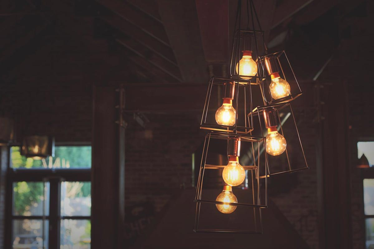The Block House, Whitmore Feature Lighting