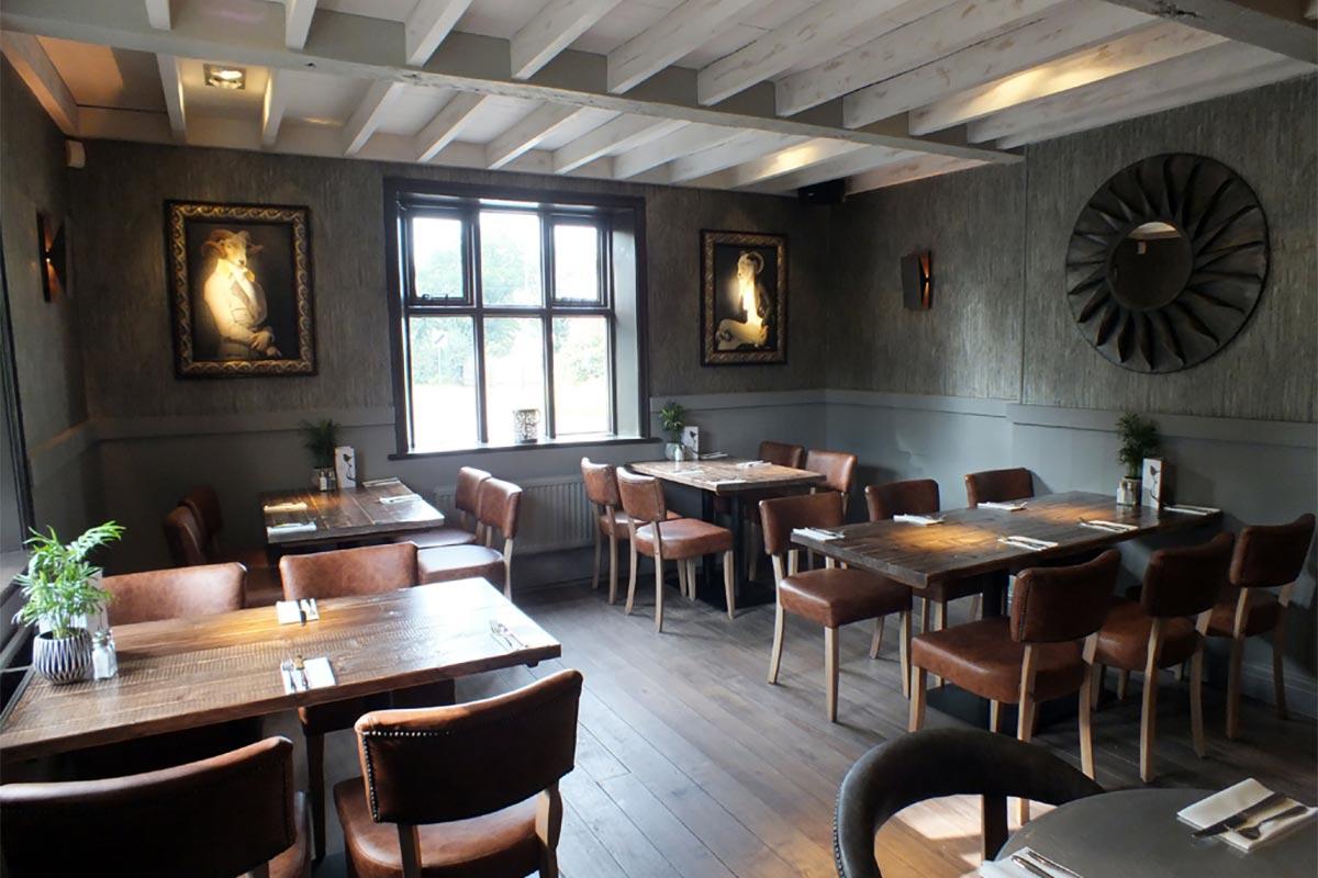 The Boars Head, Nantwich Pub Design