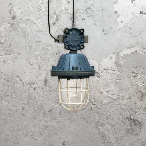Vintage Bully Pendant Light