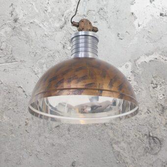 Vintage Dome Pendant Light