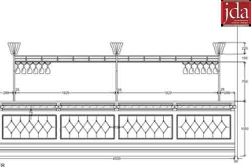 Bespoke Bar Gantry Design