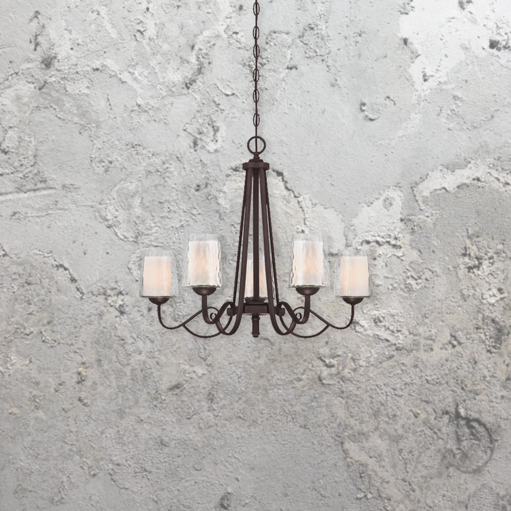 5 light etched glass chandelier cl 30165 e2 contract lighting uk 5 light etched glass chandelier aloadofball Choice Image