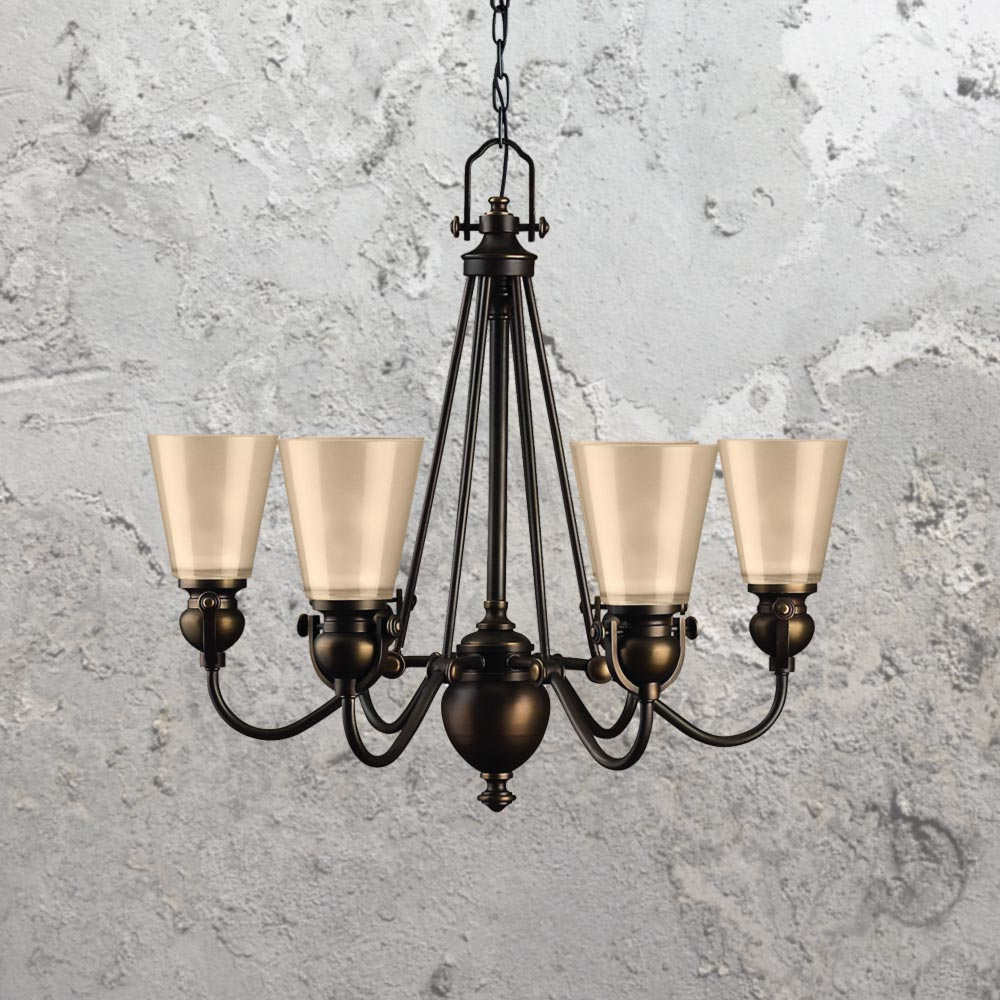 6 light amber glass chandelier cl 27665 e2 contract lighting uk 6 light amber glass chandelier aloadofball Images