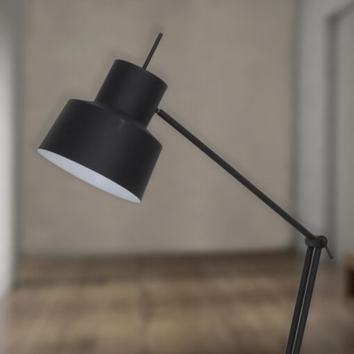 Adjustable Industrial Floor Lamp