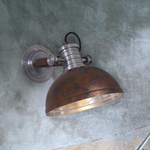 Adjustable Industrial Wall Light