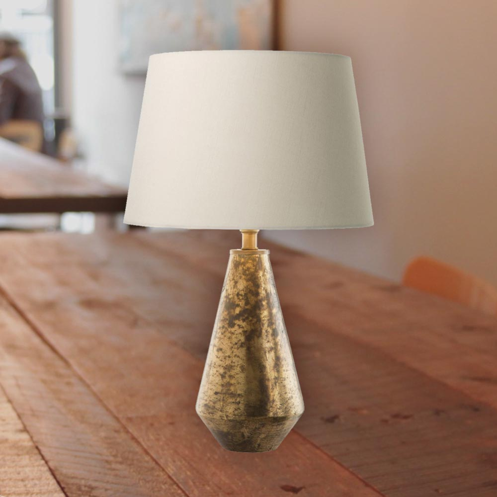 Antique Bronze Table Lamp Base Cl 36707 E2 Contract Lighting Uk