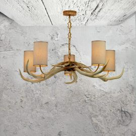Antler Chandelier Lighting