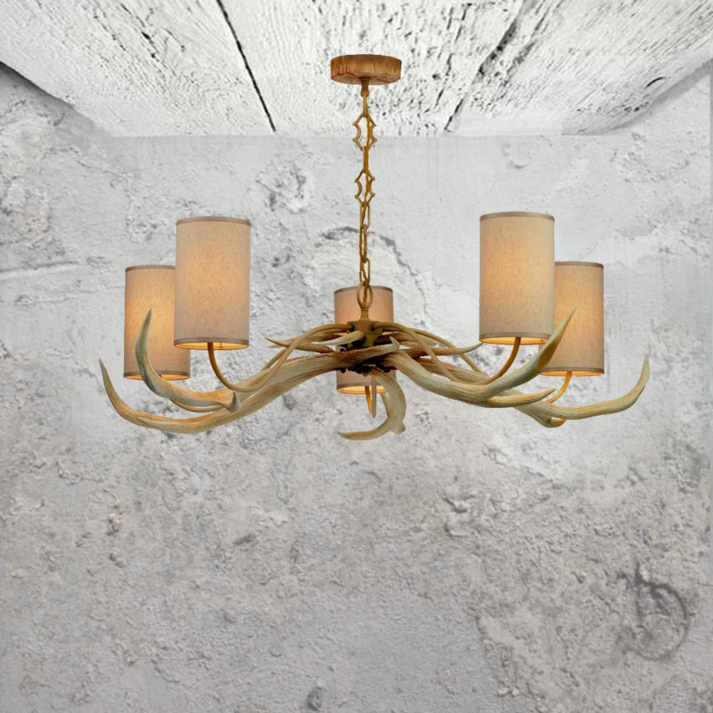 E2 contract lighting products antler chandelier lighting cl antler chandelier lighting mozeypictures Image collections