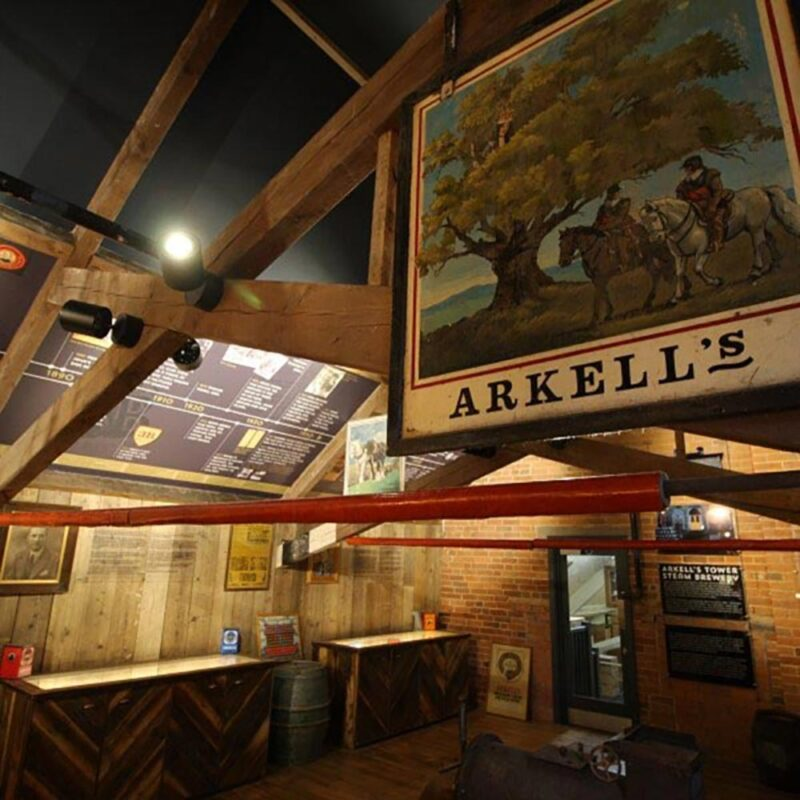 Arkells Brewery,Swindon E2