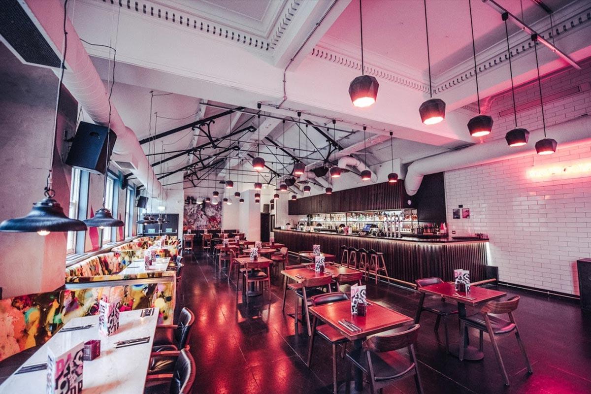 Bar & Restaurant Lighting