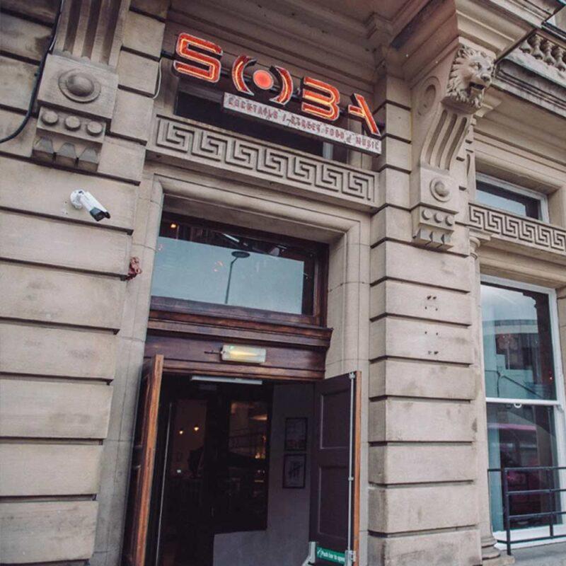 Bar Soba, Derby