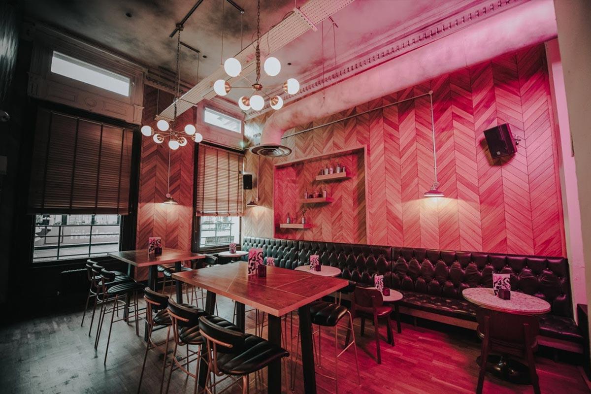 Bar Soba, Derby Lights