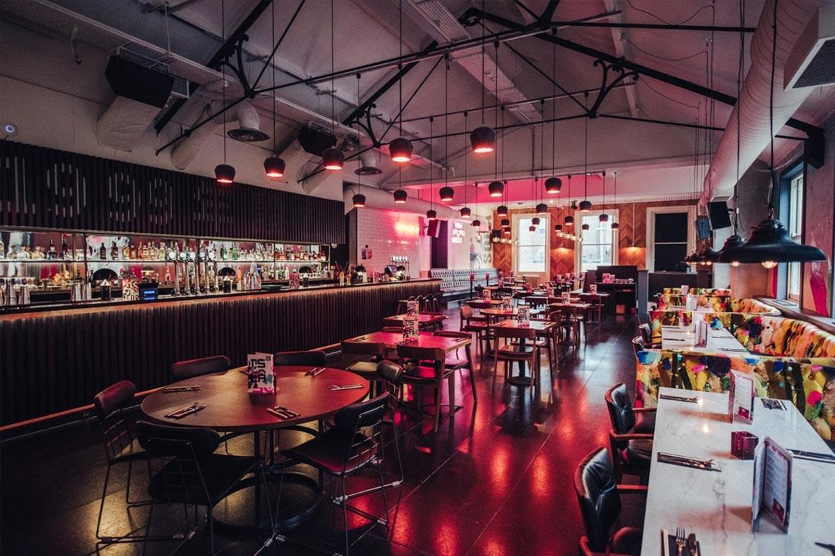 Bar Soba, Derby Pendants