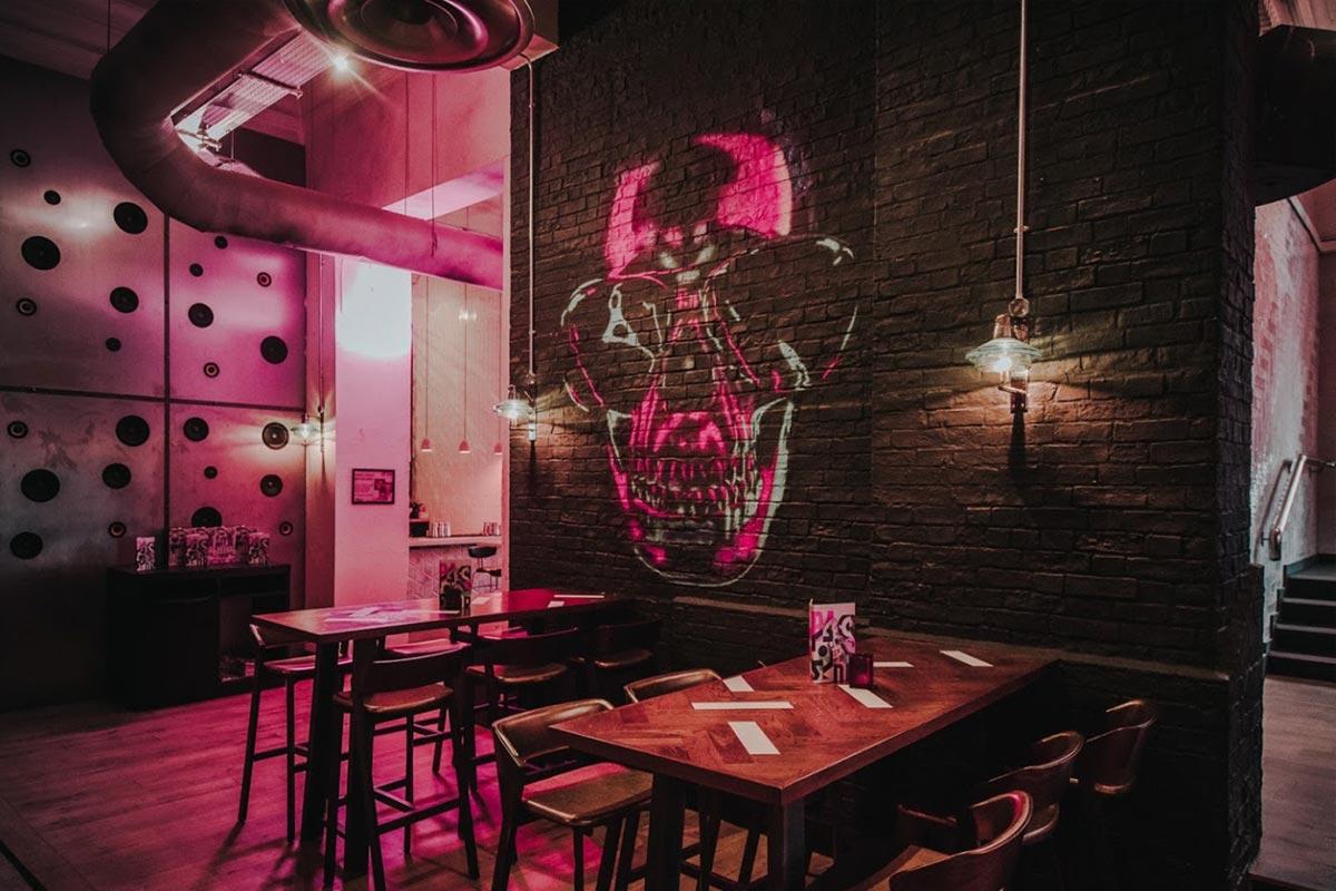 Bar Soba, Derby Skull